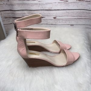 Louise et Cie Blush Pink Sandals | Size 12